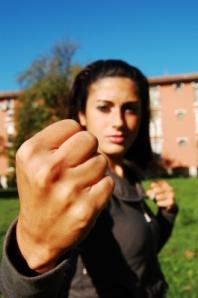 fist female fitness